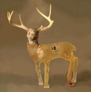 """Deer Girl"" by Christina Bothwell"