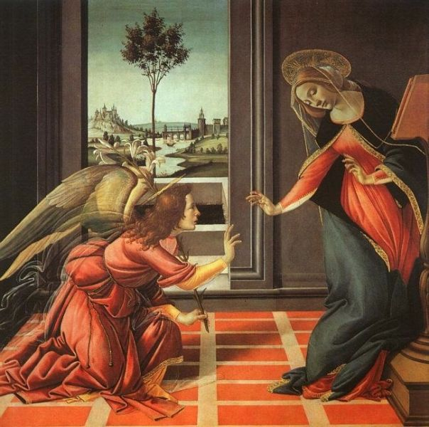 botticelliannunciation