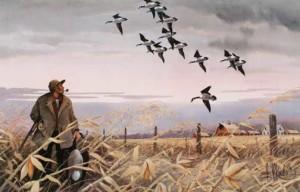 Master Minkowski's Wild Ducks (Zen and the Glass Block Universe) Ducks6-300x192